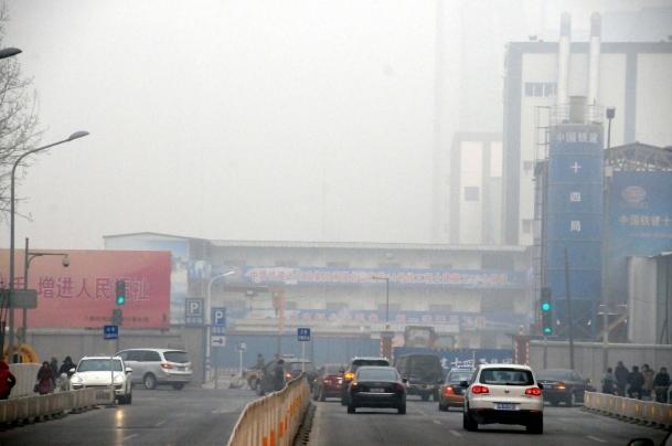 Hava kirliliğien üst seviyede