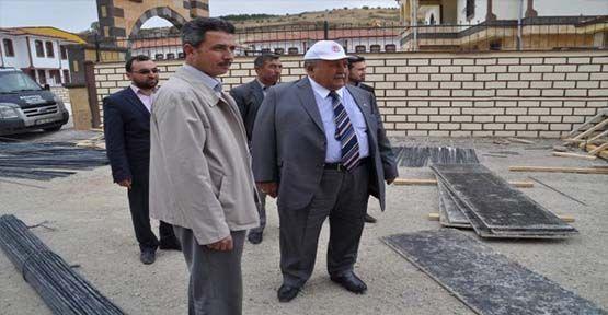 Hayırsever işadamından Bilal Şahin Külliyesi içerisine erkek Kur'an kursu