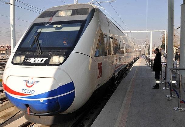 Hızlı tren Erzincan'a da gidecek