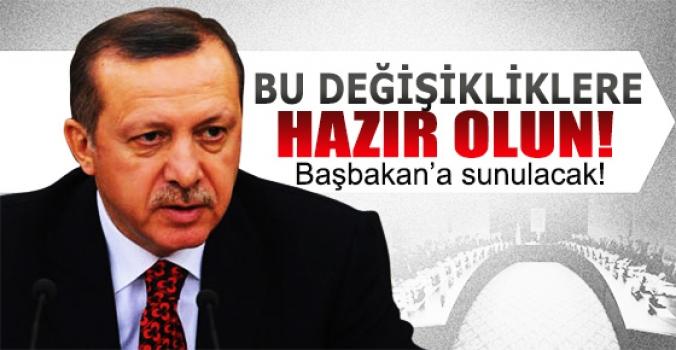 """Hükümetin """"Demokrasi Paketi"""" yolda"""
