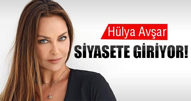 Hülya Avşar siyaset için tarih verdi!