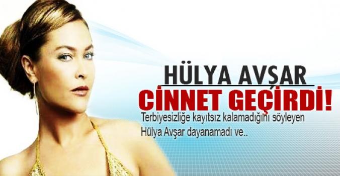 Hülya Avşar'ı delirttiler!