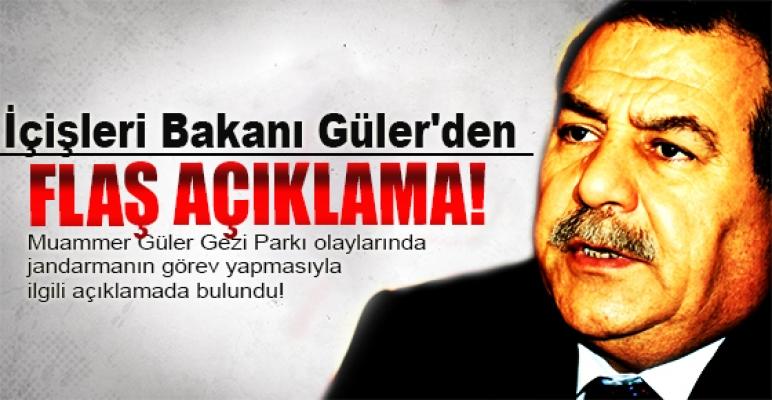 İçişleri Bakanı Güler'den flaş açıklama!
