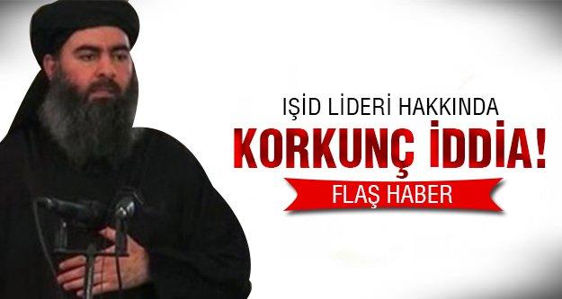 İddiaya göre IŞİD lideri o ülkeye gidiyor!