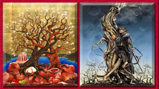 Ihlamur ve Çınar Ağacı'nın Mitolojik Öyküsü