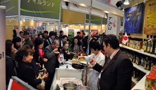 İhracatçılar Japonya'nın 60 milyar dolarlık gıda ithalatına göz dikti