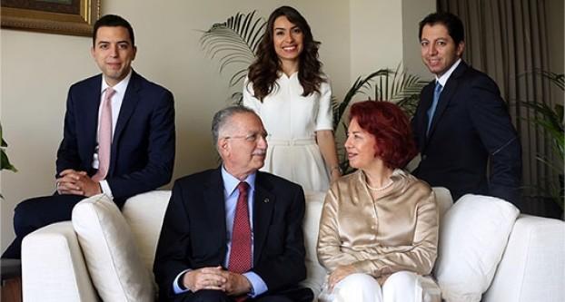İhsanoğlu'nun aile fotoğrafı!