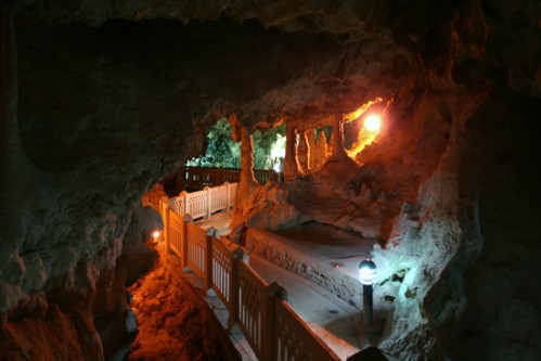 İlk mağaraya 60 bin ziyaret