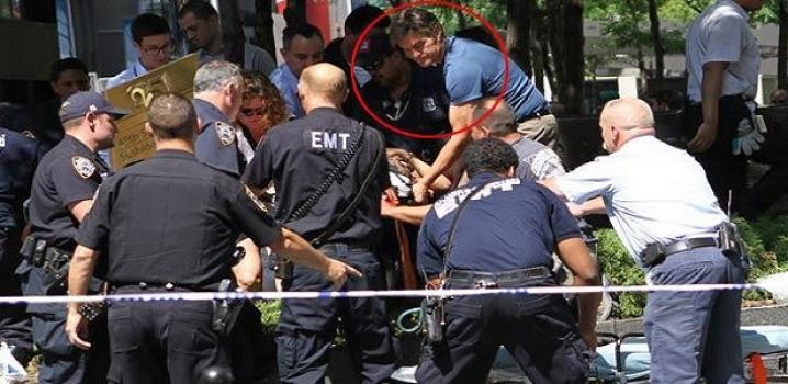 İlk Müdahele Mehmet Öz'den