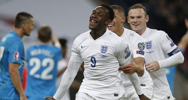 İngiltere 3-1 Slovenya