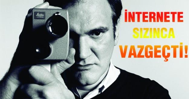 İnternet'e sızan film!