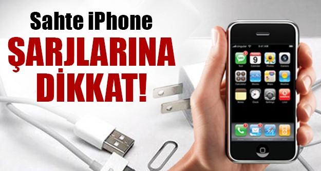 iPhone şarjının sahte olup olmadığını nasıl anlayabiliriz?