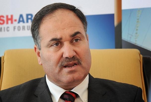 Irak Maliye Bakanlığı'na baskın