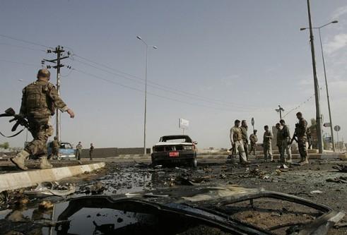 Irak'ta 2013'ün acı bilançosu: 7 bin 818 ölü
