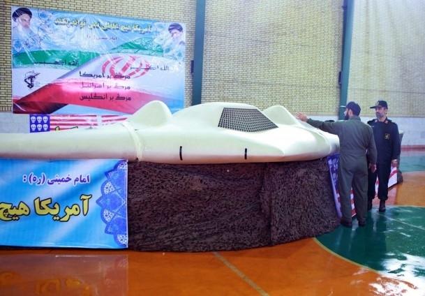 İran casus uçağı üretiyor