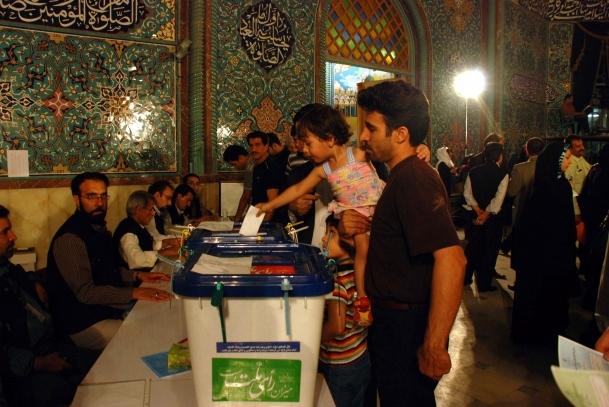 İran'da cumhurbaşkanlığı seçim süreci başladı