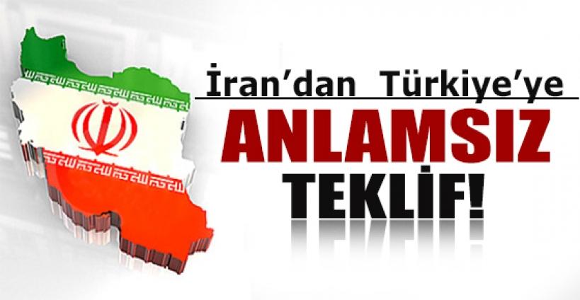 İran'dan Türkiye'ye 'saçma' Suriye teklifi!