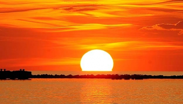 Iris Güneş'i inceleyecek