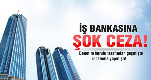 İş Bankası'na vergi cezası