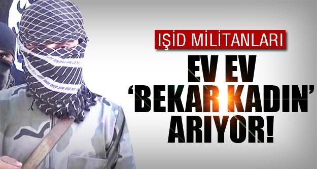 IŞİD bu sefer de..