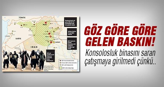 IŞİD Türk toprağında!