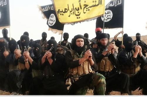 IŞİD'e hava saldırısı!