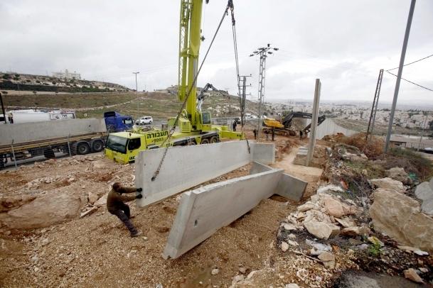 İsrail inşaat kararları almaya devam ediyor