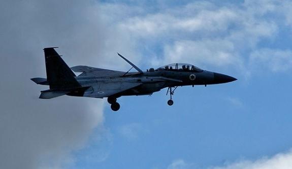 'İsrail, Suriye askeri tesisini vurdu' iddiası