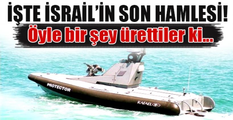 İsrail'den askeri hamle