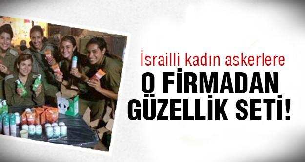 İsrailli kadın askerlere Gazze ödülü!