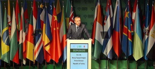 İstanbul BM'nin merkezlerindenbiri olmalı