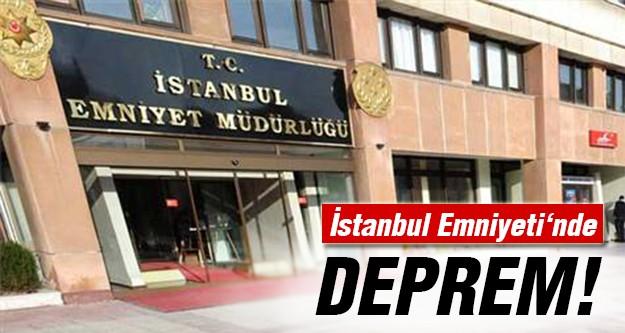 İstanbul Emniyet'i karıştı!