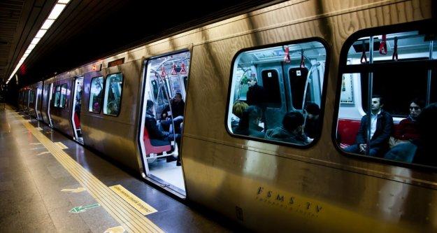 İstanbul'a yeni metro!