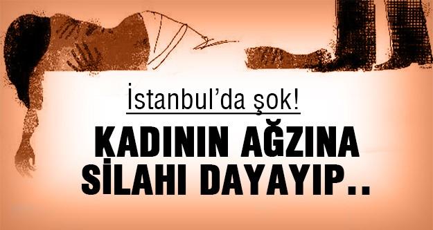 İstanbul'da akıl almaz olay!