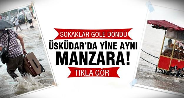 İstanbul'da hayat durdu!