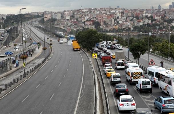 İstanbul'da pazar günü bazı yollar kapanacak