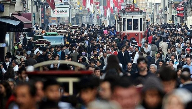 İstanbul'da rekor nüfus artışı