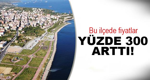 İstanbul'un hemen yanı başında!