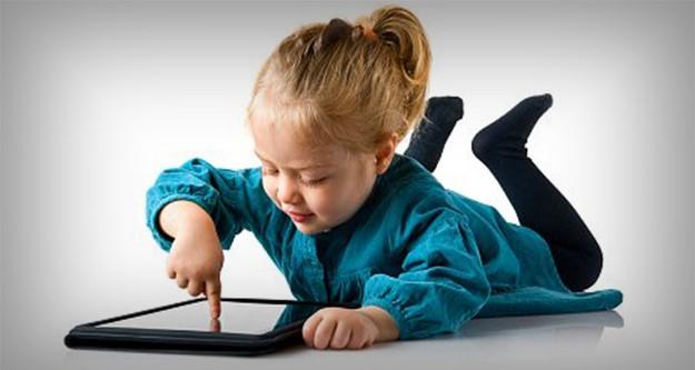 İşte çocukların teknoloji yaşı?