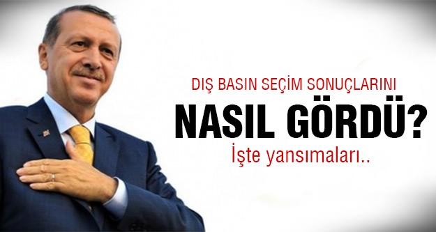 İşte dış basında Erdoğan!