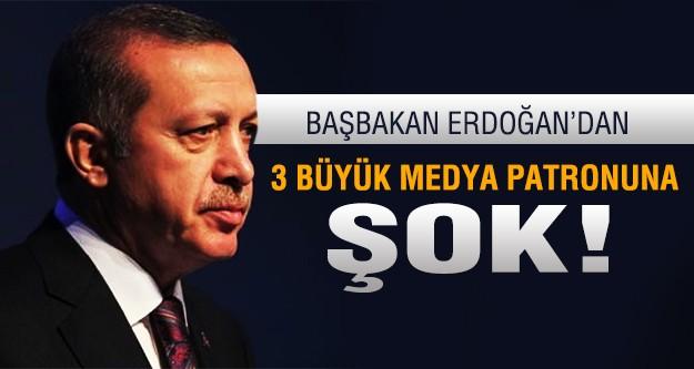 İşte Erdoğan'ın ambargo koyduğu 12 gazete