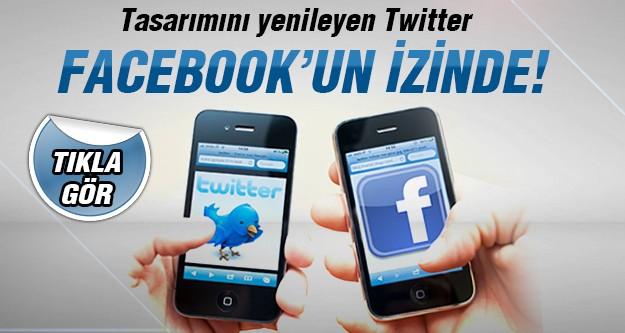 İşte Twitter'ın yenilenen tasarımı!