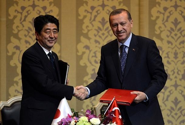 Japonya ile nükleer santral anlaşması