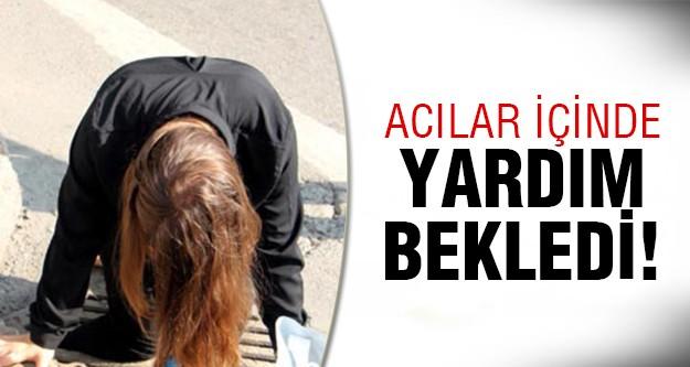 Kadıköy'de akıl almaz olay!