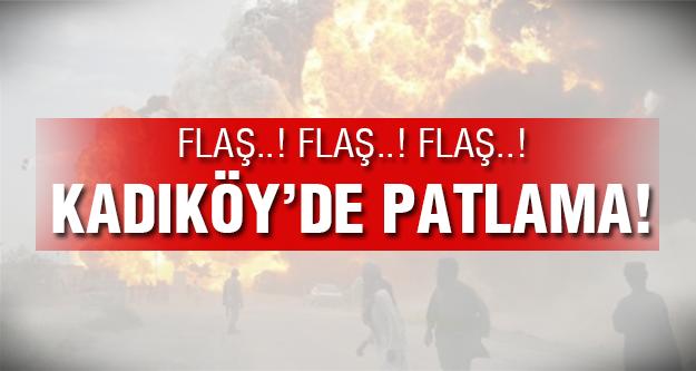 Kadıköy'de panik yarattı!