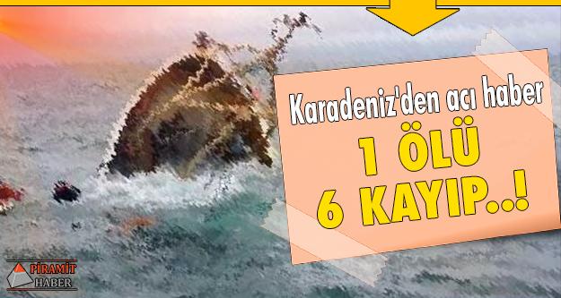 Karadeniz'de facia!