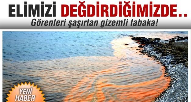 Karadeniz'de gizemli tabaka