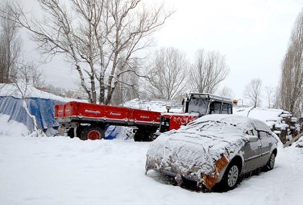 Kars eksi 24'ü gördü