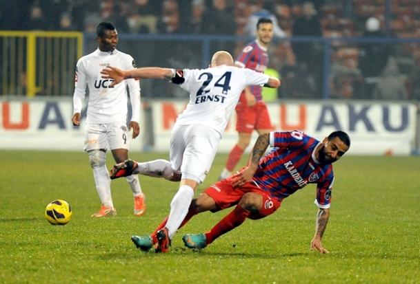 Kasımpaşa Karabük'e gol yağdırdı