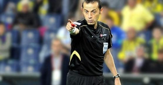 Katar-Ürdün maçını yönetecek